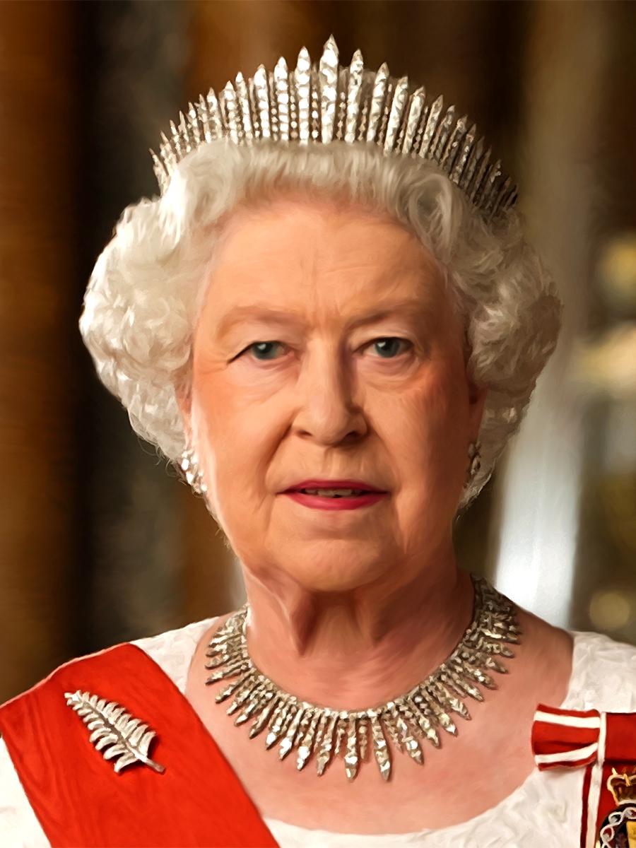 Какой матерью Елизавета II была для своих детей