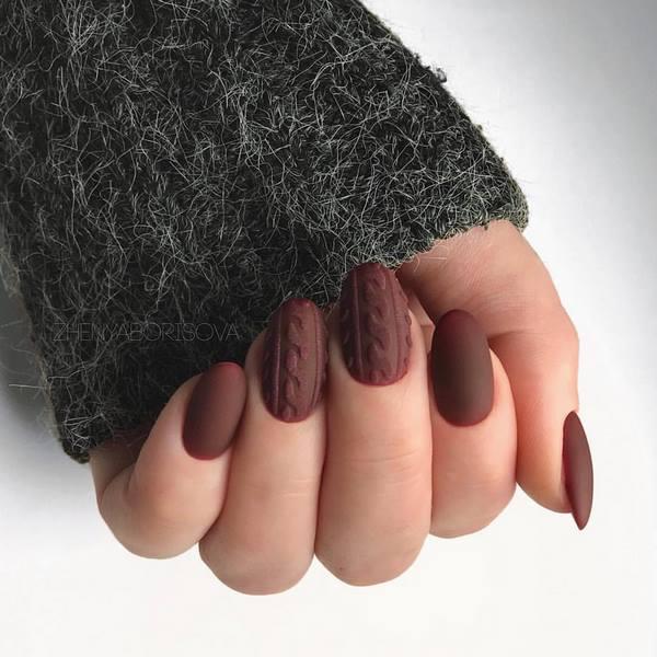 Осеннее волшебство на ногтях! Модный осенний маникюр 2019-2020 в лучших образах